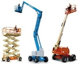 aerial lifts in Jenks